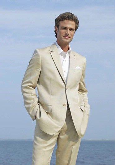 tropical wedding attire for groom | Groom and Groomsman Attire