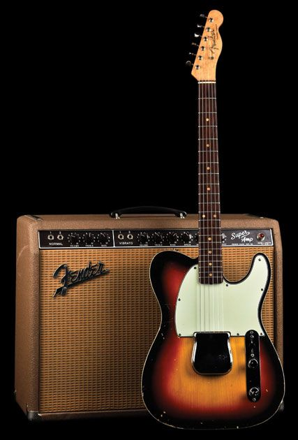 Vintage Vault: 1963 Fender Esquire Custom and 1962 Fender Super | Premier Guitar