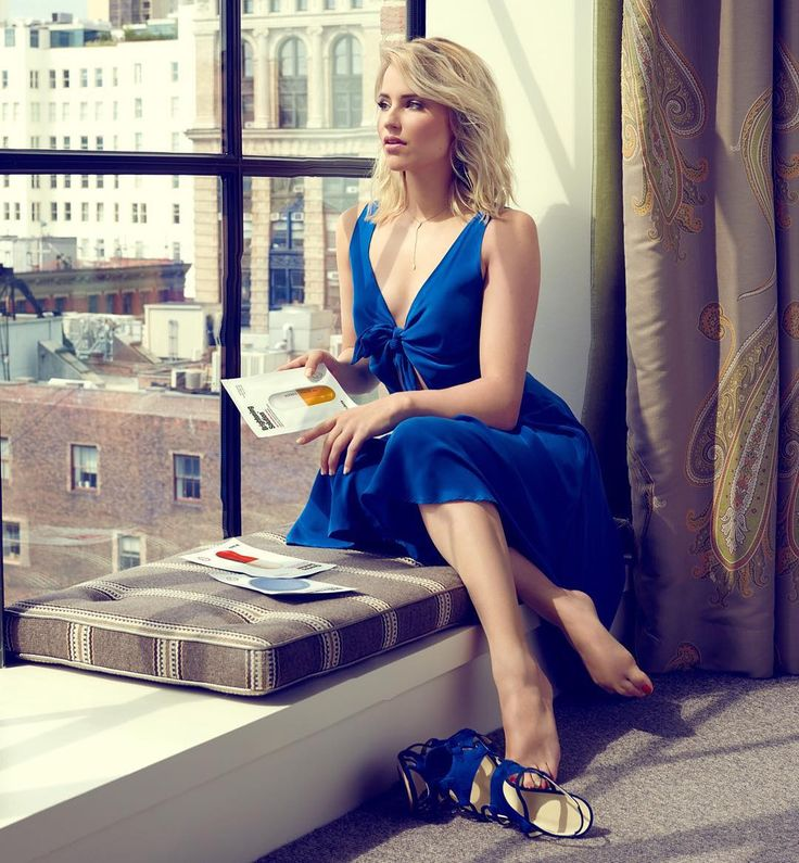 Diana Agron looks stunning as always