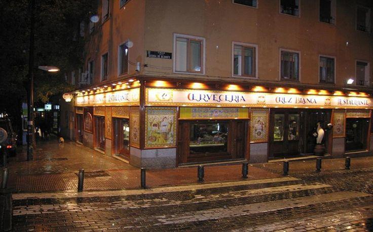 Restaurante Cruz Blanca Vallecas #MesDeLosCallos
