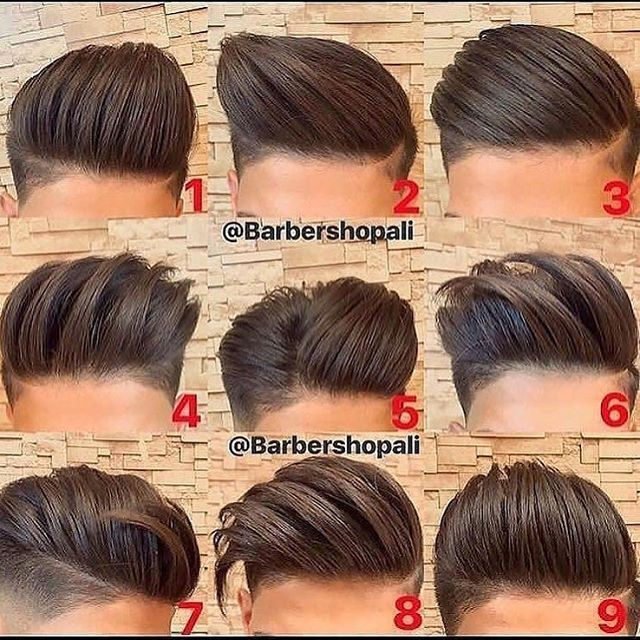 """What your favorite hairstyle or your hairstyle  ? """