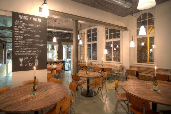 De Uurwerker - De 5 leukste restaurants van Groningen - Hotspots - Reizen