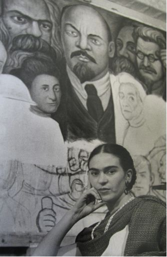 2922 best images about frida kahlo diego rivera on for Diego rivera mural new york rockefeller