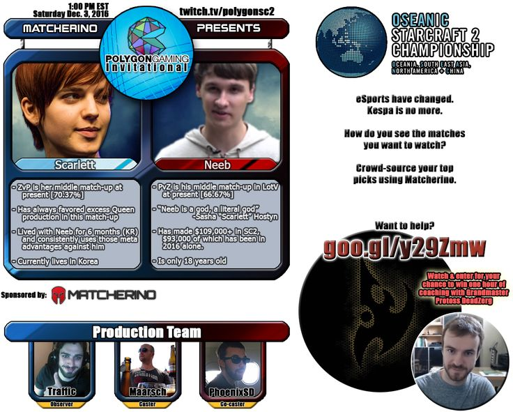 Neeb vs Scarlett face off again on December 3! - Bo7 Showmatch - with RANDOM DRAWING for FREE COACHING #games #Starcraft #Starcraft2 #SC2 #gamingnews #blizzard