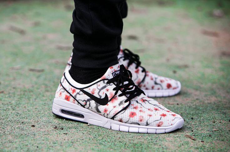 Nike Janoski Max Cherry Blossom