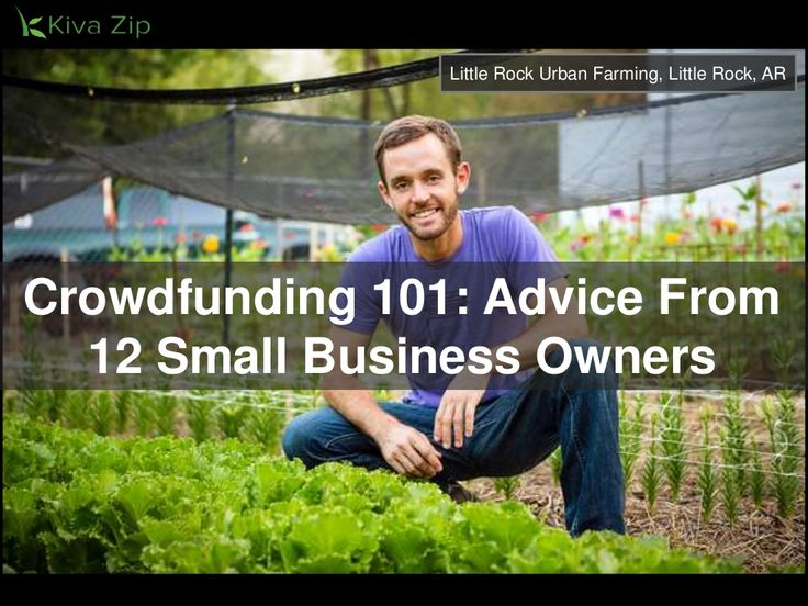 crowdfunding of small entrepreneurial ventures Entrepreneurial implications of crowdfunding as alternative funding source for innovations full article the small entrepreneurial ventures are often unknowledgeable and incapable of dealing with these legal hurdles.