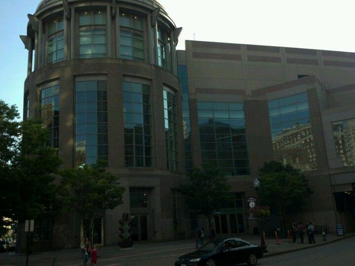 Rhode Island Convention Center in Providence, RI