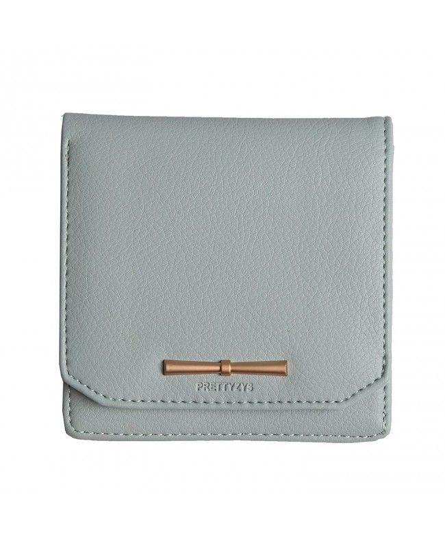 3d9ce2773a31 Prettyzys Small Wallet Women Zipper Coin Purse Credit Card Holders ...