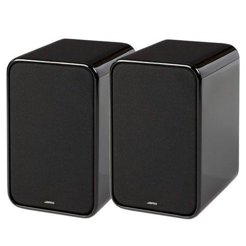 Jamo S404 Bookshelf Speakers (Black) Brand New with 3 Year Warranty