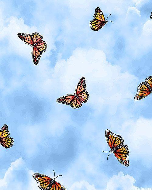 ルビーレッド - デジタルプリント in 2020 | Butterfly wallpaper iphone ...