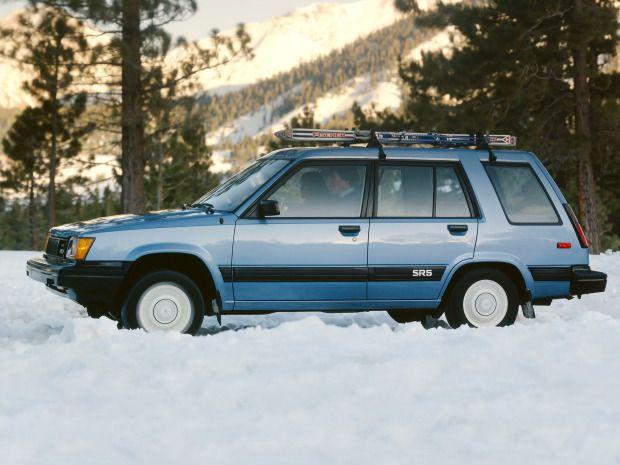 1985 Toyota Tercel 4WD