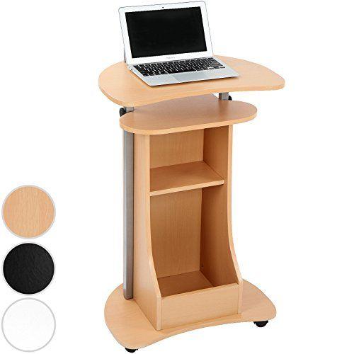 miadomodo computerschreibtisch computertisch arbeitstisch laptoptisch fr das home office ca 564193 - Computertisch Fr Imac 27
