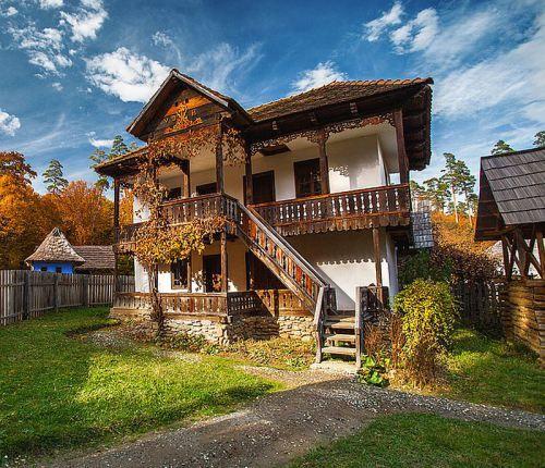 adelaparvu.com despre Muzeul Astra din Sibiu, muzeu case traditionale romanesti, Foto Adrian Petrisor