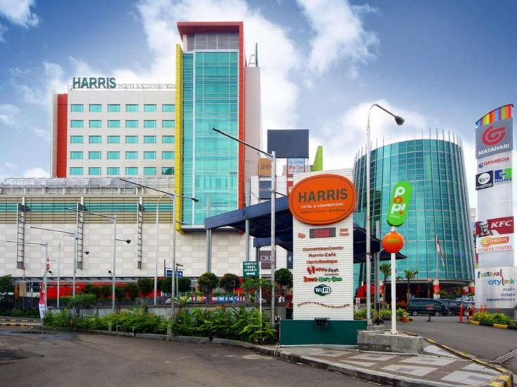 Bandung HARRIS Hotel Conventions Festival CityLink Indonesia Asia