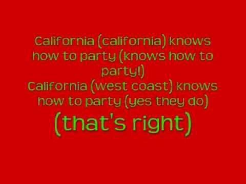 2Pac - California Love W/ Lyrics