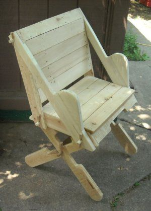 Glastonbury Style chair, Reenactment Camp Furniture  J.D. Wallingtons $125, Includes Shipping!