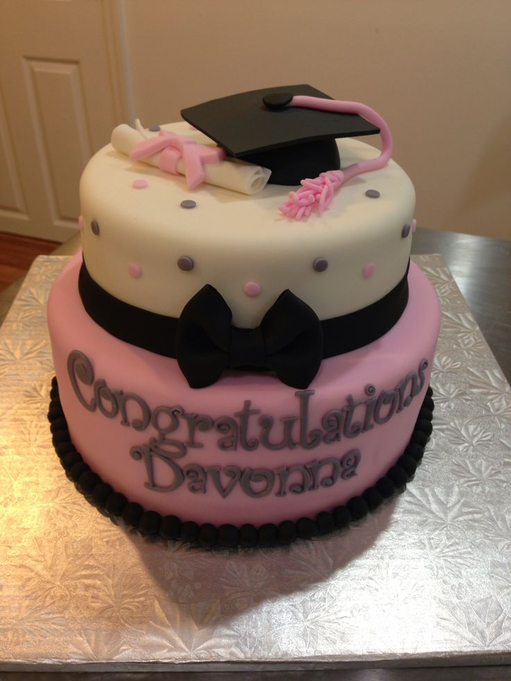 1000+ images about Graduation Cakes on Pinterest Cute ...
