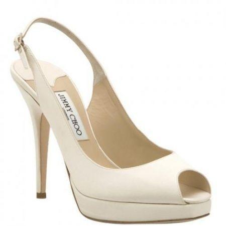 #JimmyChoo scarpe sposa... un classico intramontabile! <3 www.danielasposa.it #weddingstyle