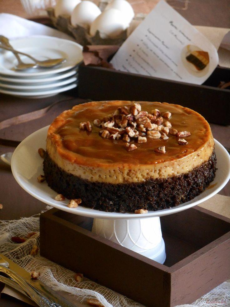 Recelandia Pastel Imposible O Chocoflan My Recipes