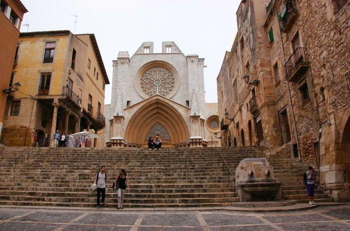 Кафедральный Собор в Таррагоне http://travelshop1.com/blog/