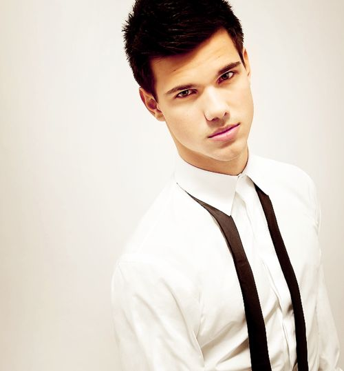 + Taylor Lautner. He's a lot more than a pair of abs. Youtube him teaching Karate. He's amazing <3