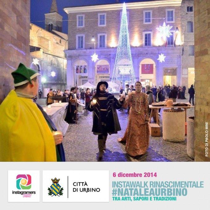 La bella Principessa di Leonardo da Vinci a Urbino per Natale
