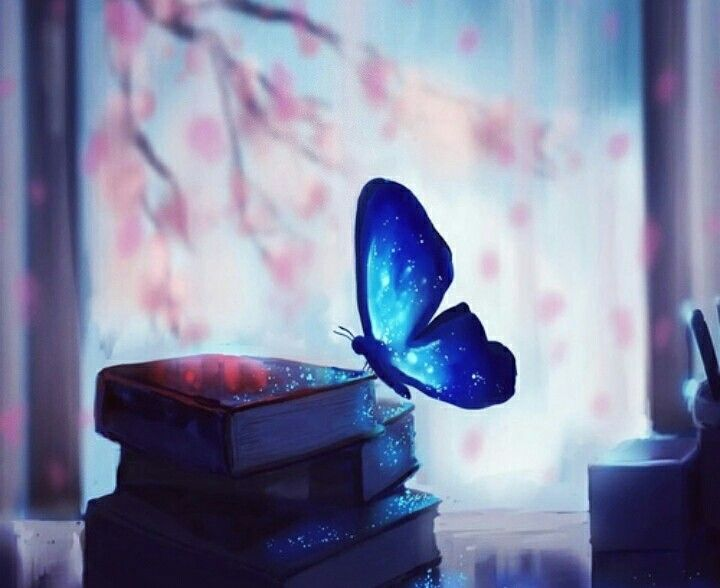 Pin by Cóttón Càndy on Girly stuff   Blue butterfly ...