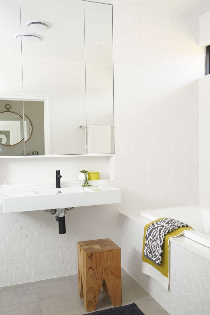 completed onefour project. Residential bathroom design.