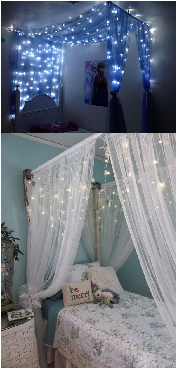 Fabulous Ways to Design a Frozen Themed Room 6