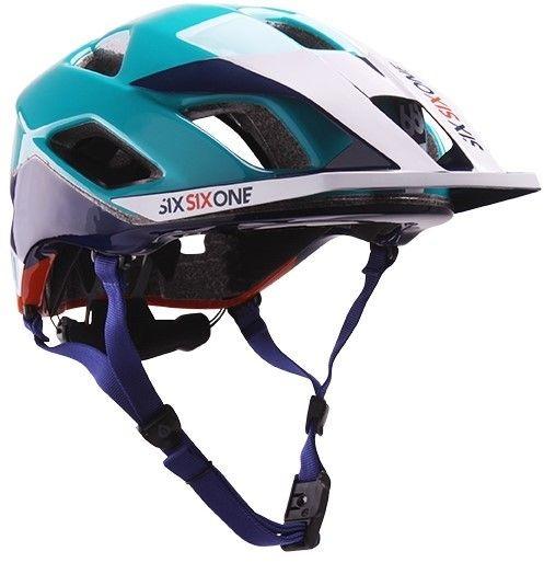 SixSixOne 661 Evo AM MTB Mountain Bike Cycling Helmet 2017
