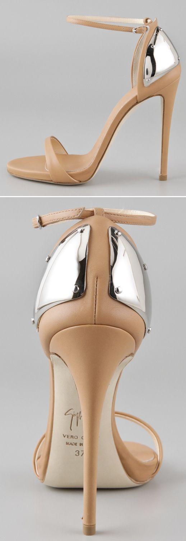 Metal Armor by Guiseppe Zanotti