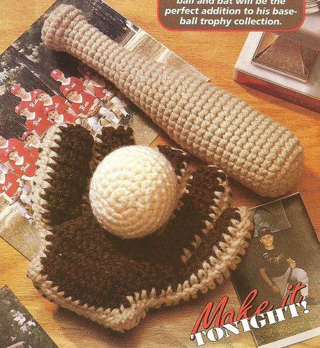 63 Best Crochet Baseball Images On Pinterest