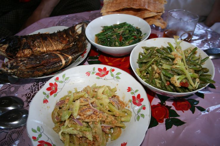 Cooking class in Myanmar - Kochkurs in Myanmar (Birma)