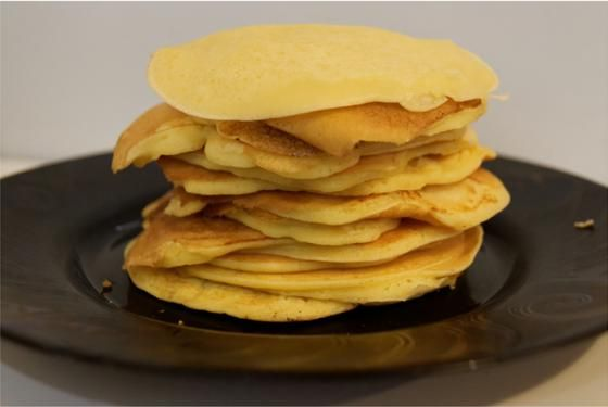 Pancakes   Cooking Chef de KENWOOD - Espace recettes