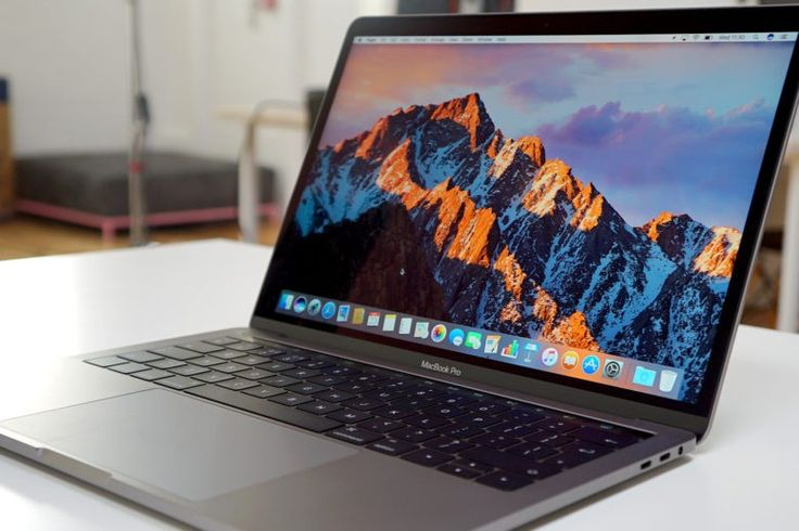 You can finally buy a refurbished MacBook Pro with Touch Bar