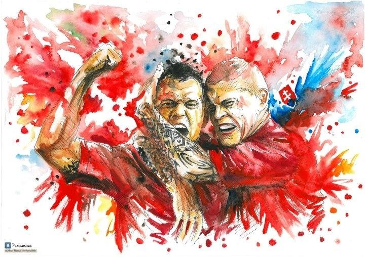 Liverpool FC - Fan Art
