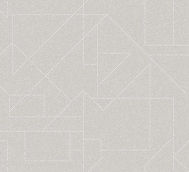 Обои с геометрическими линиями 66562 Hookedonwalls