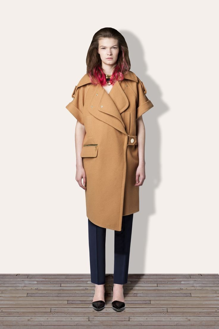 *NEW FOR AW13* CAMPAIGN coat