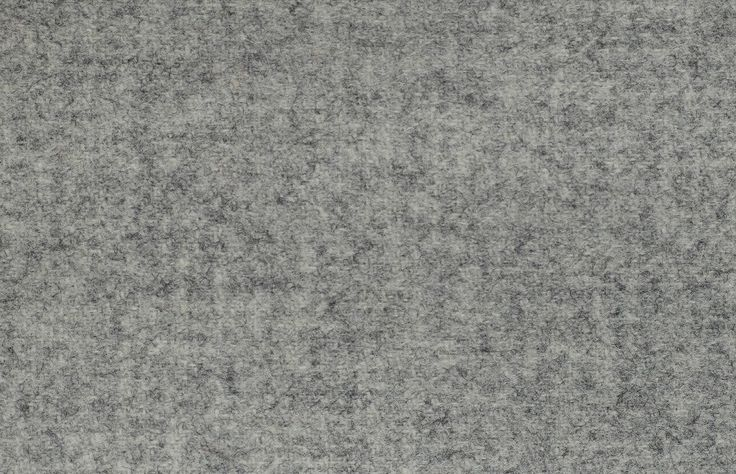 Wool Plain Light Grey Swatch