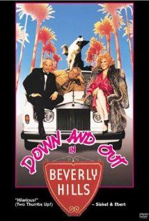 Down and Out in Beverly Hills (1986) with Nick Nolte, Bette Midler, and Richard Dreyfuss