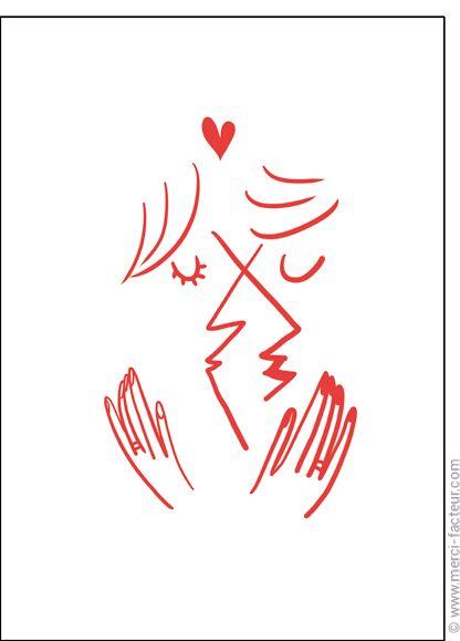 💘 Souhaitez une joyeuse St Valentin avec une jolie carte ❤️  http://www.merci-facteur.com/cartes/rub19-amour-et-saint-valentin.html #carte #amour #StValentin #Love #fleurs #Jetaime #lundi #coeur #jetaime #iloveyou #valentinsday #flowers #amor #SanValentin Carte Un homme et une femme fusionnent pour envoyer par La Poste, sur Merci-Facteur !