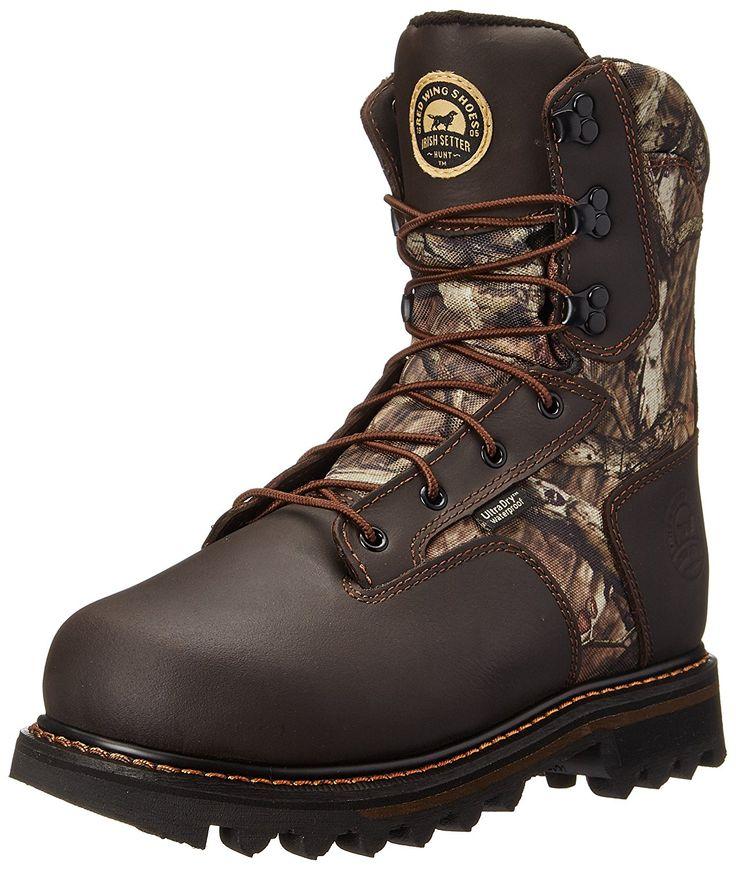 Irish Setter Men's 2813 Gunflint II 10' Hunting Boot ** To view further, visit now : Men's boots