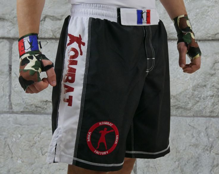Short MMA Kombat Factory !!! Pas cher !!