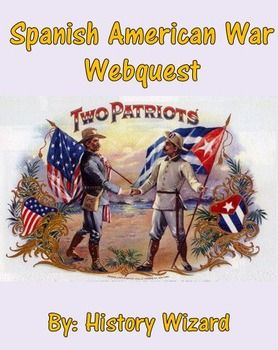 an introduction to the history of the spanish and american war History lessons us history american imperialism spanish-american war  topic: us history time period: american imperialism spanish-american war.