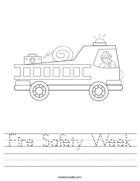 43 Best Images About Fire Safety On Pinterest Preschool