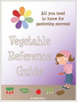 VegetableReferenceGuide- M Square Foot Garden