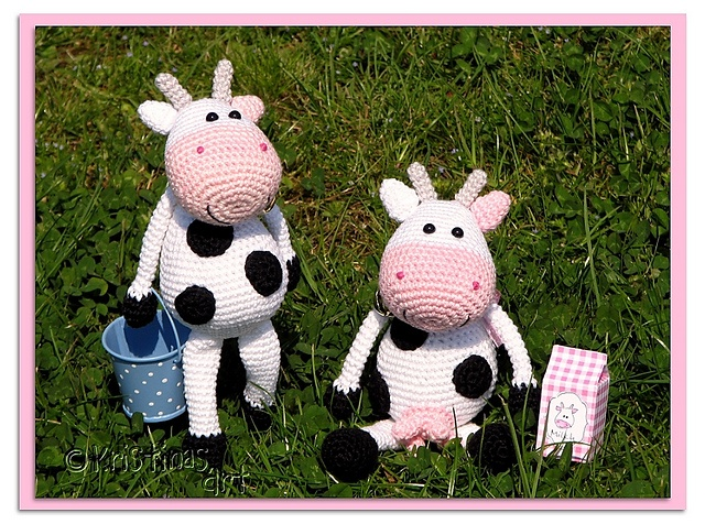 17 Best images about Crochet / knit cow, horse, donkey on ...