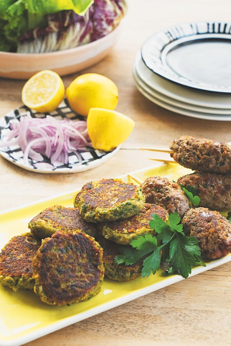 Falafel featured in Lunch Lady Issue Four. Lunch Lady Magazine available at http://shop.hellolunchlady.com.au/