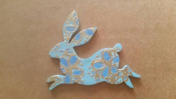 Check out this item in my Etsy shop https://www.etsy.com/uk/listing/582343219/teal-coloured-wooden-hare-shaped
