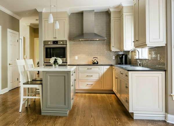 15 Small Kitchen Island Ideas That Inspire Kitchen Design Small Small Kitchen Island Ideas Kitchen Renovation